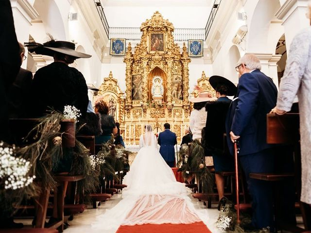 La boda de Enrique y María del Rocío en La Linea De La Concepcion, Cádiz 5