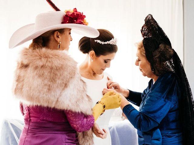 La boda de Enrique y María del Rocío en La Linea De La Concepcion, Cádiz 6