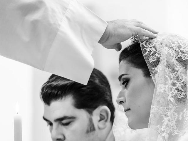 La boda de Enrique y María del Rocío en La Linea De La Concepcion, Cádiz 7
