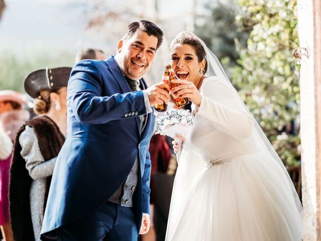 La boda de María del Rocío y Enrique