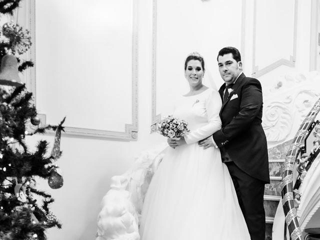 La boda de Enrique y María del Rocío en La Linea De La Concepcion, Cádiz 11