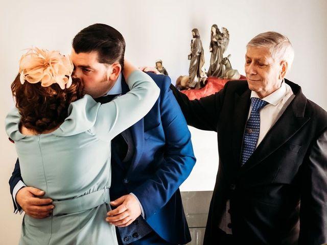 La boda de Enrique y María del Rocío en La Linea De La Concepcion, Cádiz 13