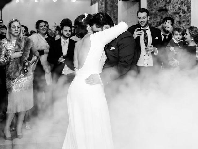La boda de Enrique y María del Rocío en La Linea De La Concepcion, Cádiz 15