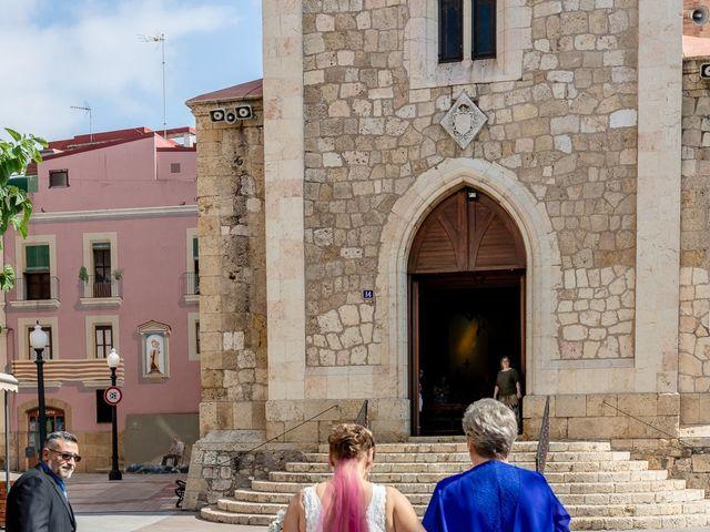 La boda de Jordi y Natalia en Tarragona, Tarragona 76