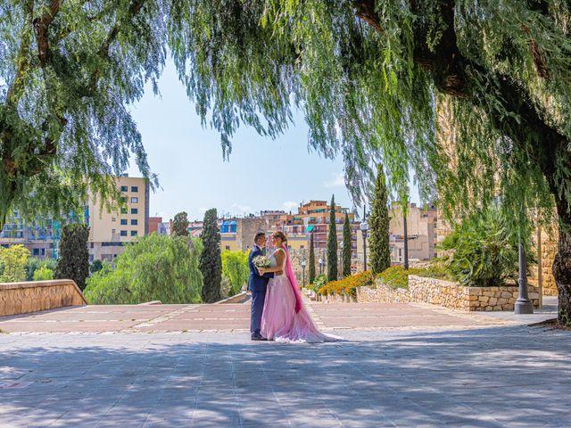 La boda de Jordi y Natalia en Tarragona, Tarragona 170