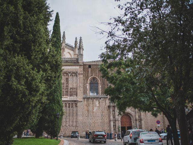 La boda de Fernando y Carlota en Toledo, Toledo 68