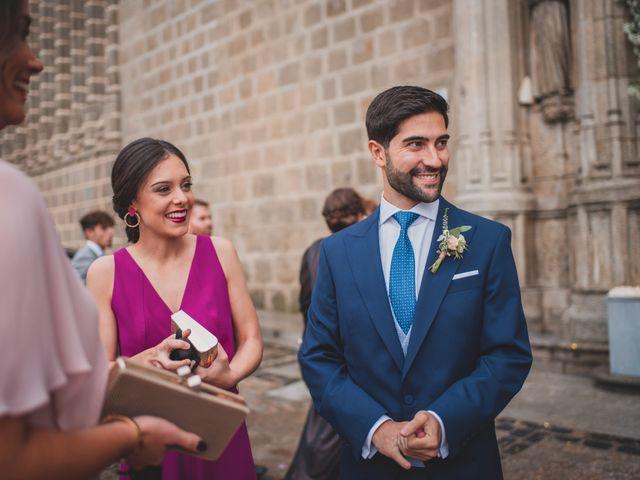 La boda de Fernando y Carlota en Toledo, Toledo 78