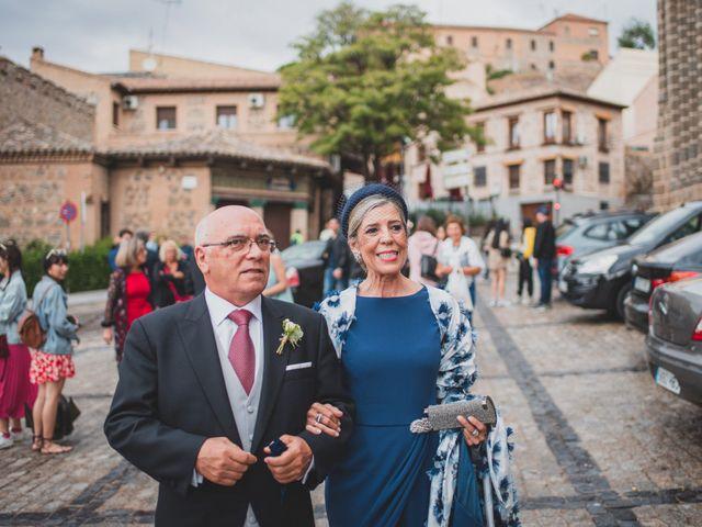 La boda de Fernando y Carlota en Toledo, Toledo 85