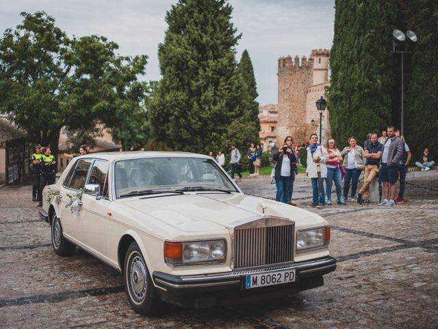 La boda de Fernando y Carlota en Toledo, Toledo 87