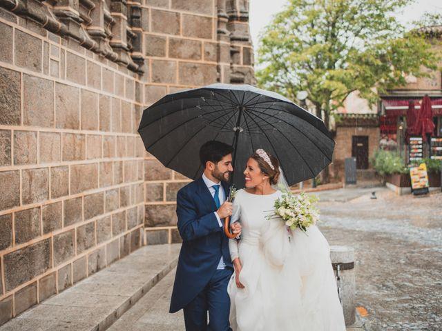 La boda de Fernando y Carlota en Toledo, Toledo 158