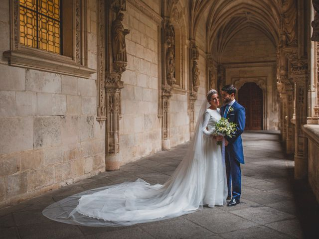 La boda de Fernando y Carlota en Toledo, Toledo 1