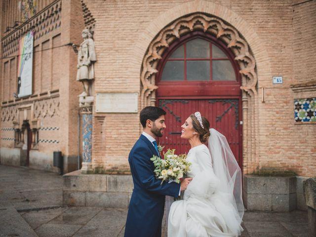 La boda de Fernando y Carlota en Toledo, Toledo 222