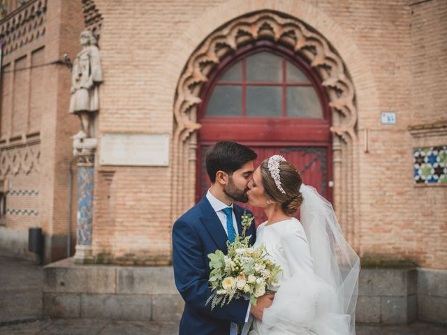 La boda de Fernando y Carlota en Toledo, Toledo 225
