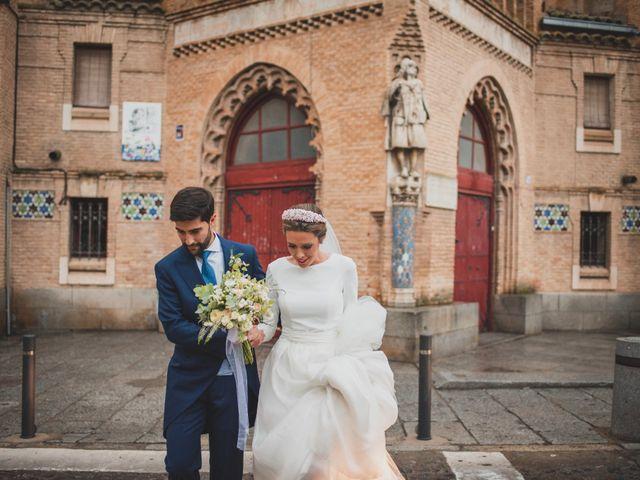 La boda de Fernando y Carlota en Toledo, Toledo 230