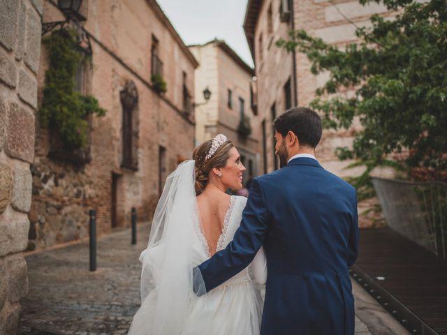 La boda de Fernando y Carlota en Toledo, Toledo 232