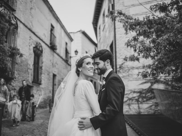 La boda de Fernando y Carlota en Toledo, Toledo 235