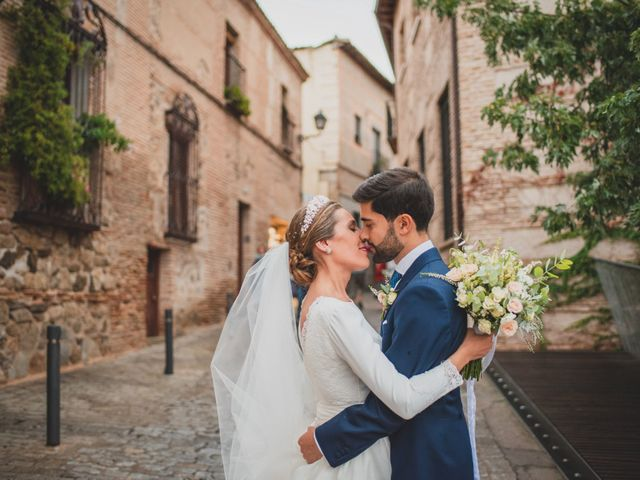 La boda de Fernando y Carlota en Toledo, Toledo 237