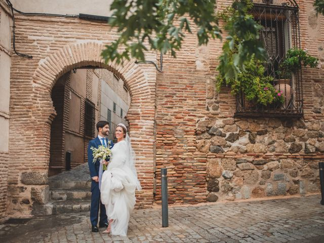 La boda de Fernando y Carlota en Toledo, Toledo 238