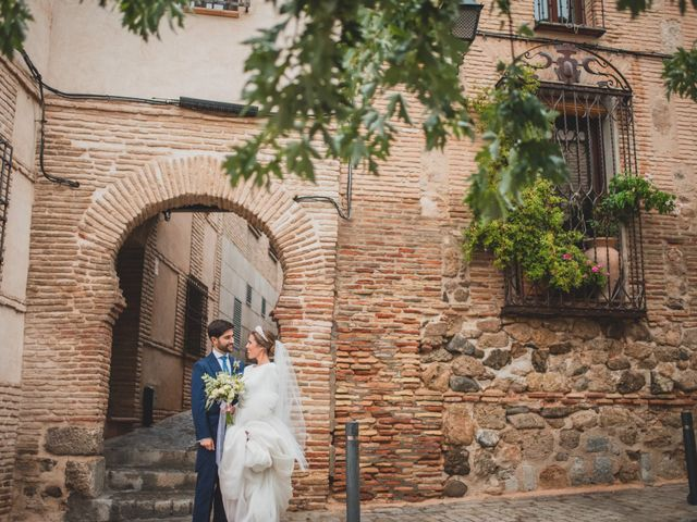 La boda de Fernando y Carlota en Toledo, Toledo 240