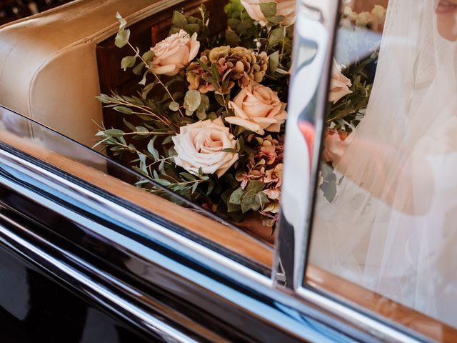 La boda de Juanma y MªPaz en Torre De La Reina, Sevilla 12
