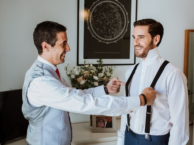 La boda de Juanma y MªPaz en Torre De La Reina, Sevilla 15