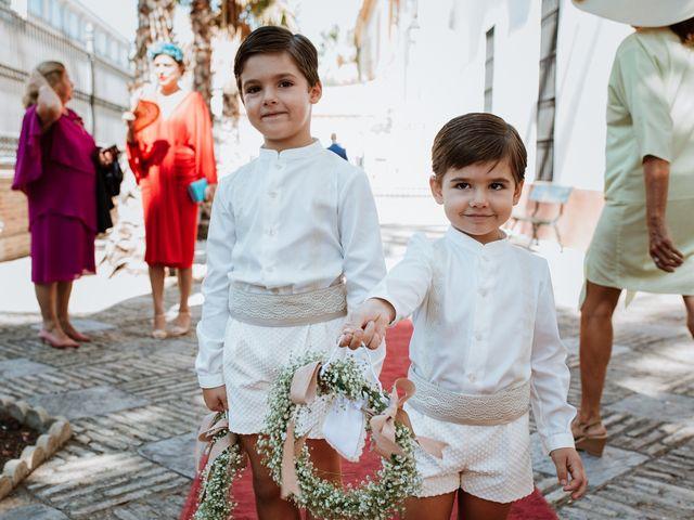 La boda de Juanma y MªPaz en Torre De La Reina, Sevilla 19