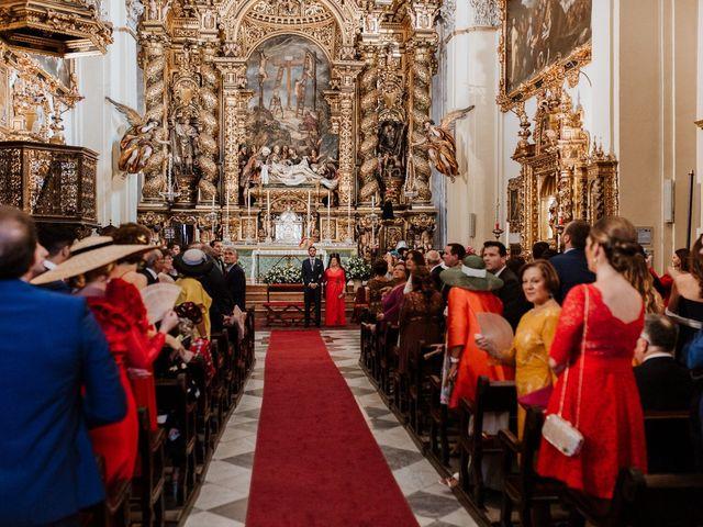 La boda de Juanma y MªPaz en Torre De La Reina, Sevilla 21