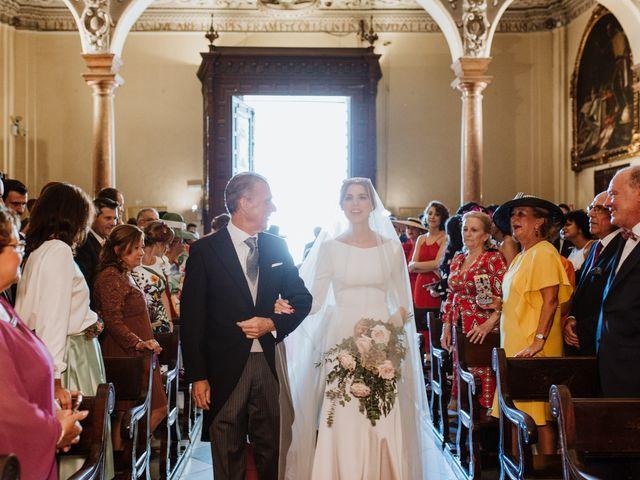 La boda de Juanma y MªPaz en Torre De La Reina, Sevilla 23