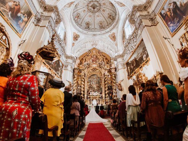 La boda de Juanma y MªPaz en Torre De La Reina, Sevilla 25