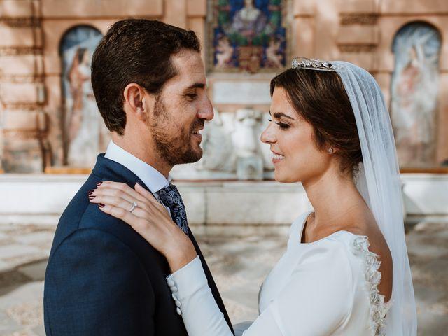 La boda de Juanma y MªPaz en Torre De La Reina, Sevilla 37