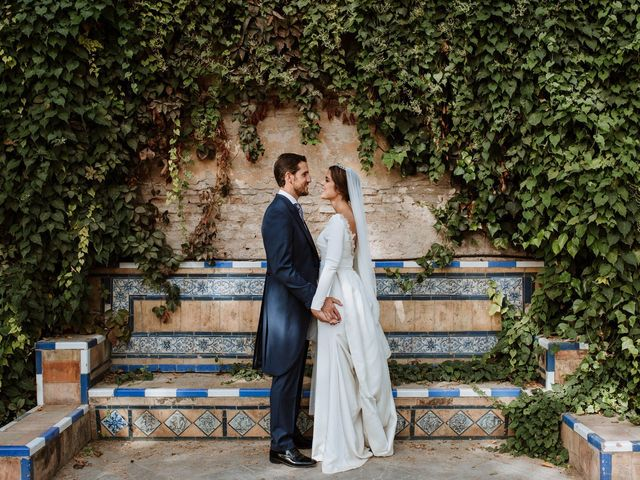 La boda de Juanma y MªPaz en Torre De La Reina, Sevilla 38