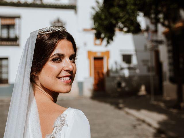La boda de Juanma y MªPaz en Torre De La Reina, Sevilla 41