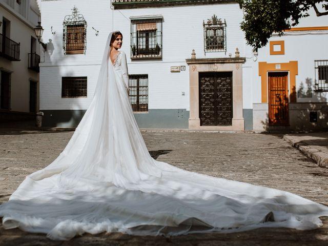 La boda de Juanma y MªPaz en Torre De La Reina, Sevilla 42