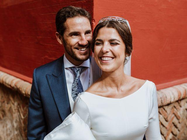 La boda de Juanma y MªPaz en Torre De La Reina, Sevilla 43