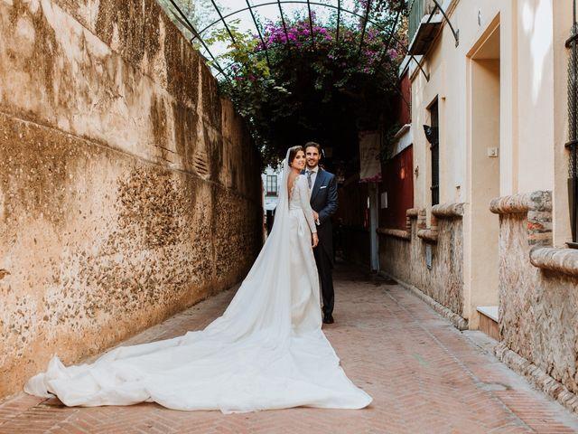 La boda de Juanma y MªPaz en Torre De La Reina, Sevilla 44
