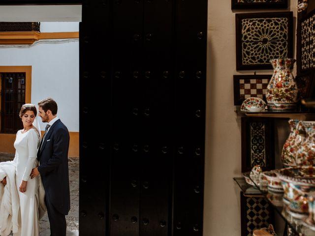La boda de Juanma y MªPaz en Torre De La Reina, Sevilla 48