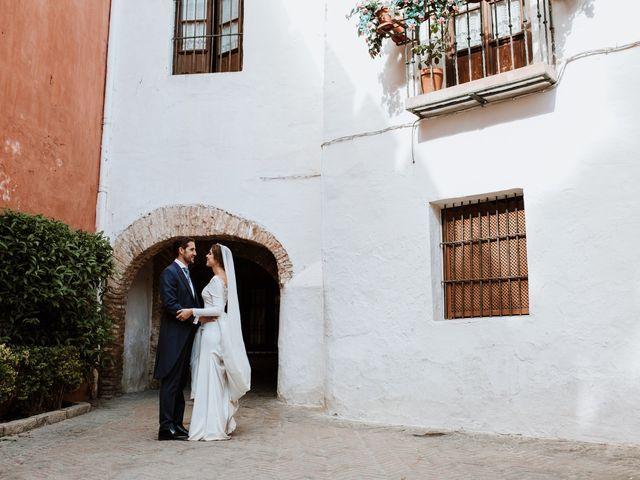 La boda de Juanma y MªPaz en Torre De La Reina, Sevilla 49