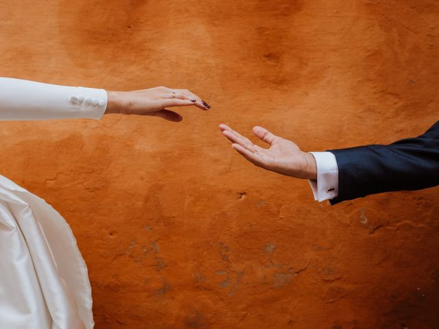La boda de Juanma y MªPaz en Torre De La Reina, Sevilla 1