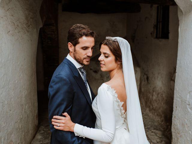 La boda de Juanma y MªPaz en Torre De La Reina, Sevilla 2