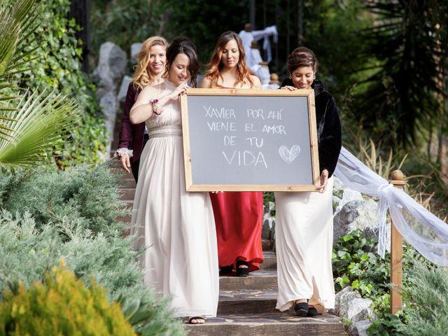 La boda de Xavi y Rita en Montcada I Reixac, Barcelona 7
