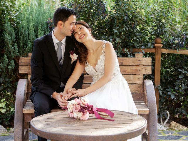 La boda de Xavi y Rita en Montcada I Reixac, Barcelona 13