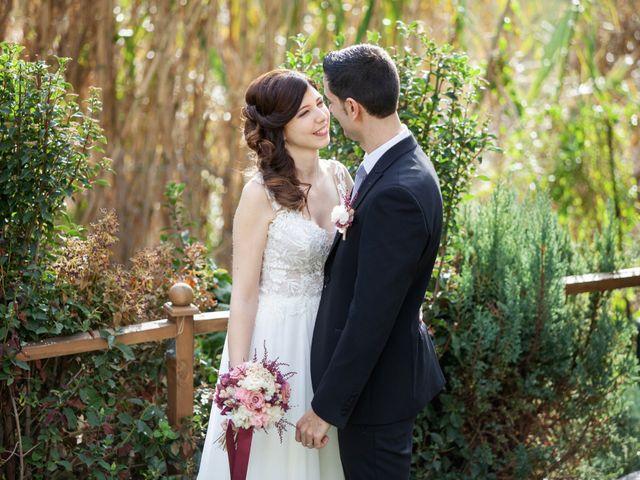 La boda de Xavi y Rita en Montcada I Reixac, Barcelona 18