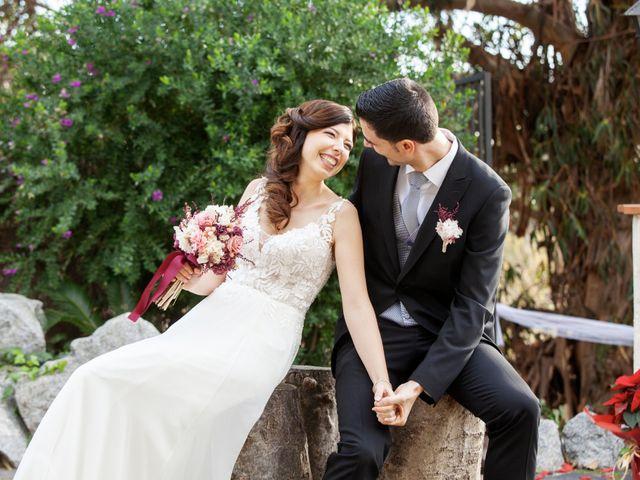 La boda de Rita y Xavi