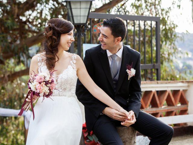 La boda de Xavi y Rita en Montcada I Reixac, Barcelona 20