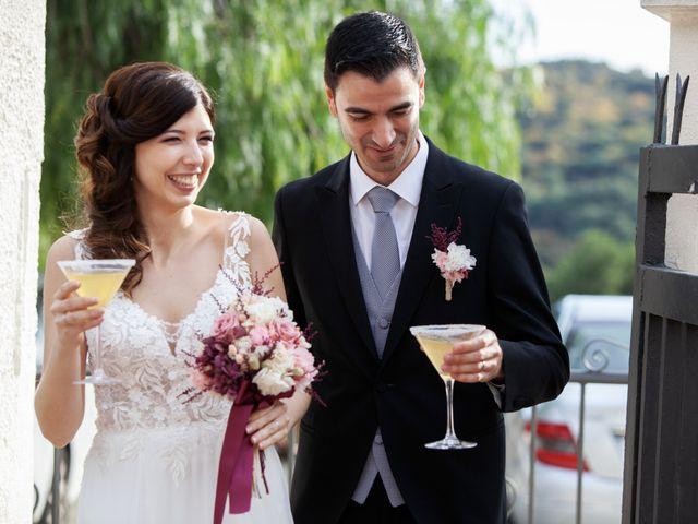 La boda de Xavi y Rita en Montcada I Reixac, Barcelona 21