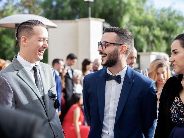 La boda de Xavi y Rita en Montcada I Reixac, Barcelona 23