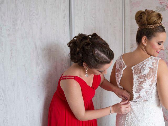 La boda de Jorge y Nayara en Alhaurin De La Torre, Málaga 22