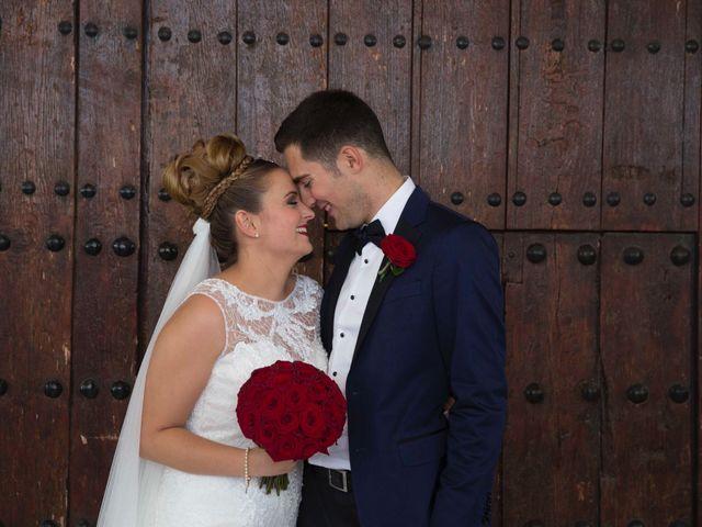 La boda de Jorge y Nayara en Alhaurin De La Torre, Málaga 38