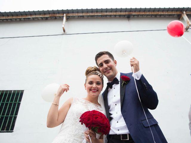 La boda de Nayara y Jorge