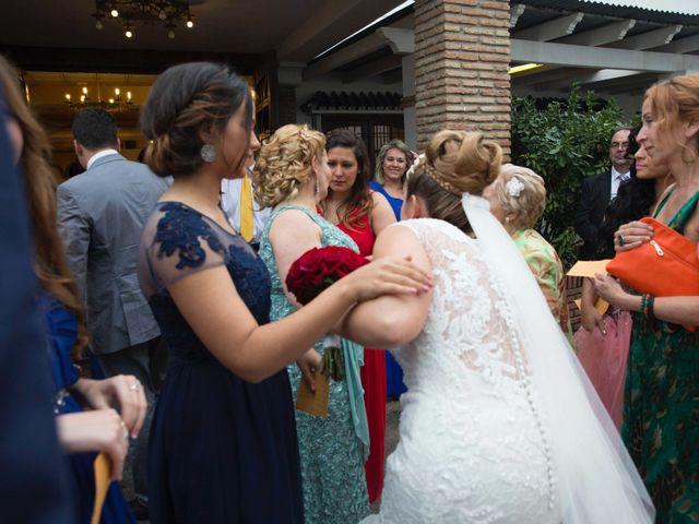 La boda de Jorge y Nayara en Alhaurin De La Torre, Málaga 43